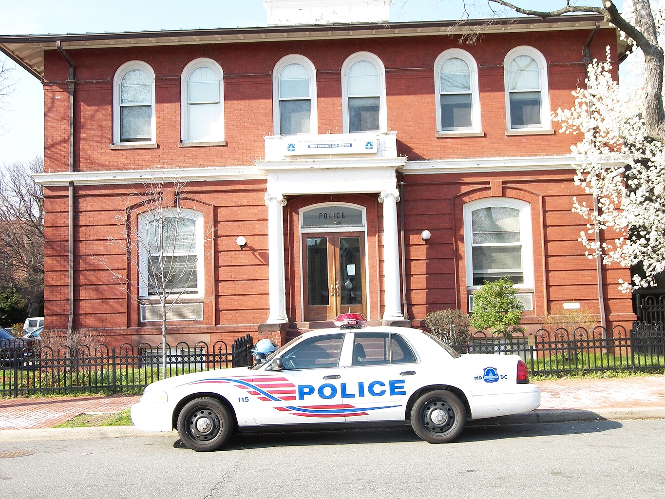 1D-1, Formerly the 5th Precinct.