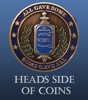 Challenge Coins 2019 | Fallen Officers Memorial